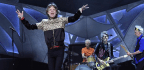 Mick Jagger Dances For Twitter As Rolling Stones Resume No Filter Tour