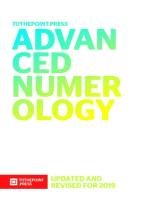Advanced Numerology