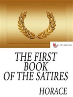 The first book of the satires