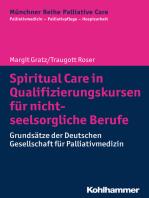 Spiritual Care in Qualifizierungskursen für nicht-seelsorgliche Berufe