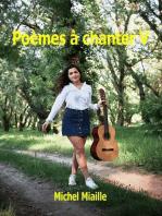 Poèmes à chanter V