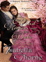 The Mad Heiress and the Duke