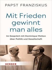 """""""Mit Frieden gewinnt man alles"""": Im Gespräch mit Dominique Wolton über Politik und Gesellschaft"""