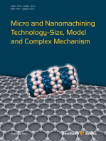 Micro and Nanomachining Technology - Size, Model and Complex Mechanism