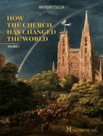 How the Church Has Changed the World