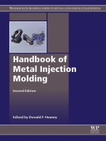 Handbook of Metal Injection Molding