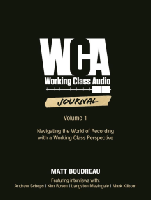 Working Class Audio Journal