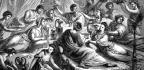 The Lavish Roman Banquet