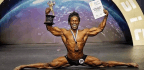 Mozambican Contestant Won World Bodybuilding Competition In Hong Kong