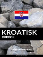 Kroatisk ordbok