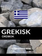 Grekisk ordbok