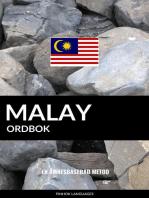 Malay ordbok