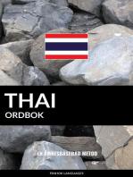 Thai ordbok