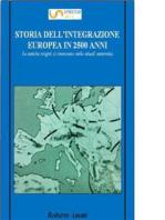 Storia dell'integrazione europea in 2500 anni