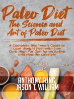 Paleo Diet - The Science and Art of Paleo Diet