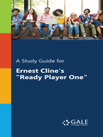 """A Study Guide for Ernest Cline's """"Ready Player One"""""""