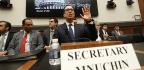 Mnuchin Says He Has 'Not Yet' Reviewed Memo Mandating IRS Turn Over Trump Tax Returns