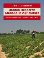 Branch Research Stations In Agriculture