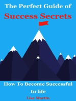 The Perfect Guide of Success Secrets