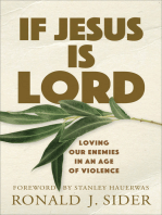 If Jesus Is Lord