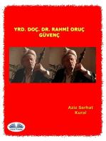 Yrd. Doç. Dr. Rahmi Oruç Güvenç