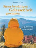 Stress bewältigen – Gelassenheit gewinnen