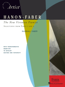 Hanon-Faber: The New Virtuoso Pianist: Selections from Parts 1 and 2