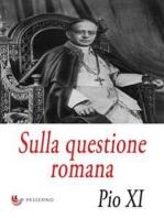 Sulla questione romana