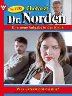 Chefarzt Dr. Norden 1135 – Arztroman