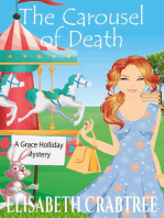 The Carousel of Death: A Grace Holliday Cozy Mystery, #8