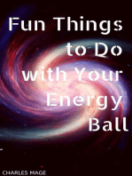 Fun Things to Do with Your Energy Ball
