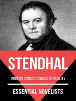 Essential Novelists - Stendhal