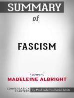 Summary of Fascism