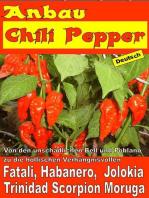 Anbau Chili Pepper