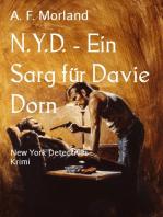 N.Y.D. - Ein Sarg für Davie Dorn