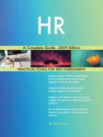 HR A Complete Guide - 2019 Edition