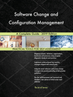 Software Change and Configuration Management A Complete Guide - 2019 Edition