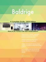 Baldrige A Complete Guide - 2019 Edition