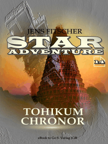 TOHIKUM-Chronor (STAR ADVENTURE 14)
