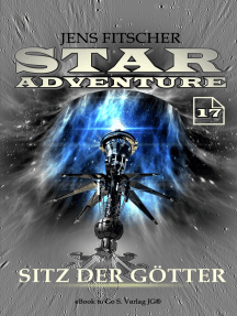 Sitz der Götter (STAR ADVENTURE 17)