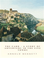 The Card - A Story Of Adventure In The Five Towns