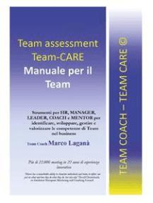 Team Assessment Team-CARE - Manuale per il Team