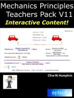 Mechanics Principles Teachers Pack V11