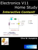 Electronics V11 Home Study