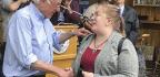 Bernie Sanders Tries to Reclaim the Insurgency