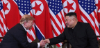 The Disturbing Logic of Trump's Lovefest With Kim Jong Un