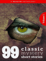 99 Classic Mystery Short Stories Vol.1