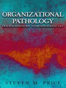 Organizational Pathology