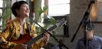 Chilean Singer-Songwriter Camila Meza Sets A Brooklyn Loft Aglow