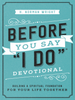 "Before You Say ""I Do""® Devotional"